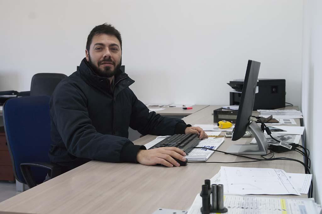Geis impianti, Corrado Randazzo, progettista