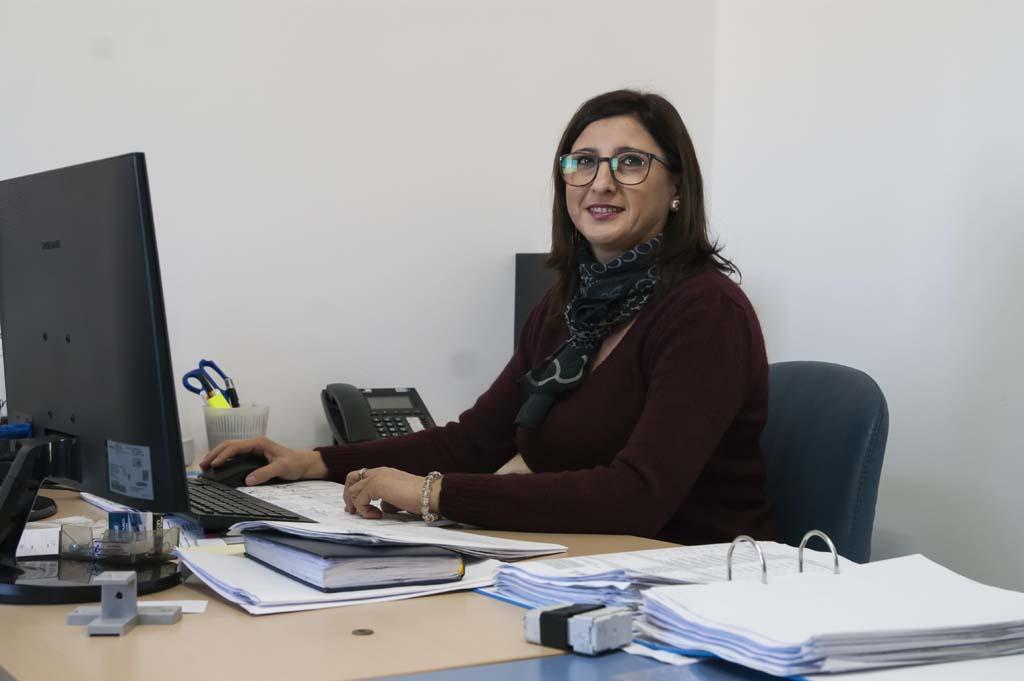Geis Impianti, Daniela Di Pietro, gestione clienti